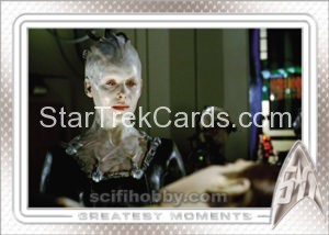 Star Trek 50th Anniversary Trading Card 94