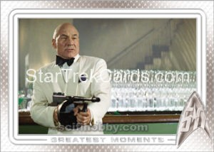 Star Trek 50th Anniversary Trading Card 95
