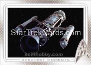 Star Trek 50th Anniversary Trading Card 96