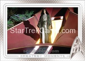 Star Trek 50th Anniversary Trading Card 97
