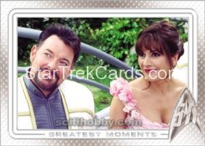 Star Trek 50th Anniversary Trading Card 98