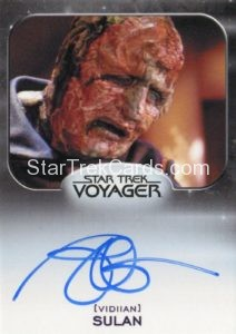 Star Trek 50th Anniversary Trading Card Autograph Brian Markinson