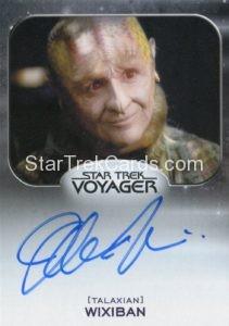 Star Trek 50th Anniversary Trading Card Autograph James Nardini