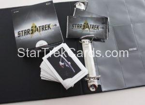 Star Trek 50th Anniversary Trading Card Binder Alternate