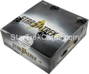 Star Trek 50th Anniversary Trading Card Box Alternate