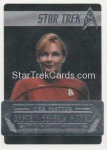 Star Trek 50th Anniversary Trading Card C15