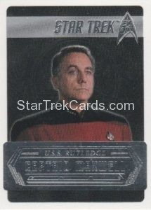 Star Trek 50th Anniversary Trading Card C17