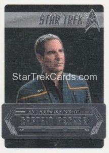Star Trek 50th Anniversary Trading Card C6