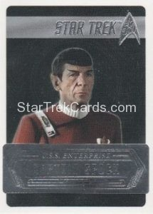 Star Trek 50th Anniversary Trading Card C7