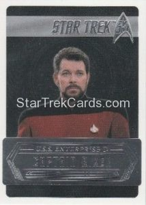 Star Trek 50th Anniversary Trading Card C8