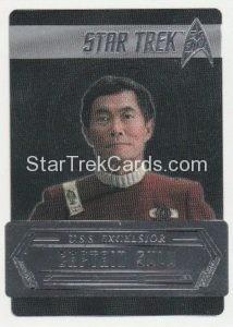 Star Trek 50th Anniversary Trading Card C9