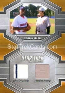 Star Trek 50th Anniversary Trading Card DRC5