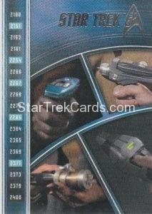 Star Trek 50th Anniversary Trading Card E1