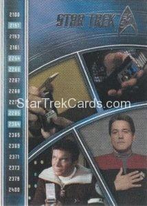 Star Trek 50th Anniversary Trading Card E3