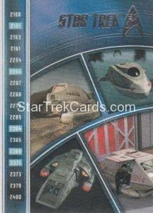 Star Trek 50th Anniversary Trading Card E7