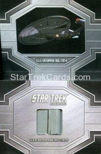 Star Trek 50th Anniversary Trading Card ERC1