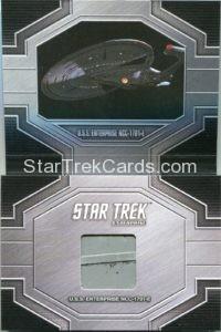 Star Trek 50th Anniversary Trading Card ERC1 Alternate