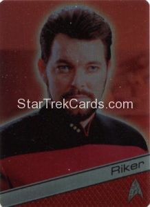 Star Trek 50th Anniversary Trading Card M11