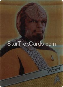 Star Trek 50th Anniversary Trading Card M13