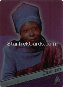 Star Trek 50th Anniversary Trading Card M19