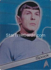 Star Trek 50th Anniversary Trading Card M2
