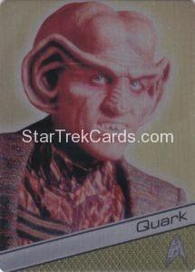 Star Trek 50th Anniversary Trading Card M25