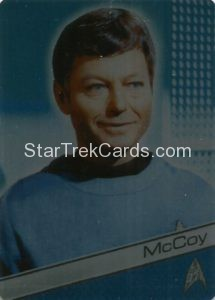 Star Trek 50th Anniversary Trading Card M3
