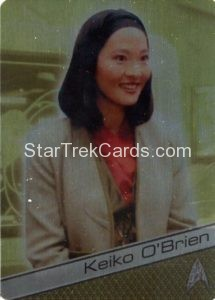 Star Trek 50th Anniversary Trading Card M33