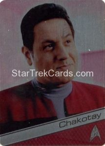 Star Trek 50th Anniversary Trading Card M35