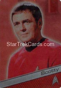 Star Trek 50th Anniversary Trading Card M4