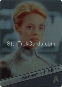 Star Trek 50th Anniversary Trading Card M40