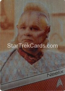 Star Trek 50th Anniversary Trading Card M42