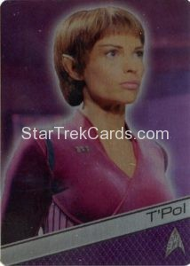 Star Trek 50th Anniversary Trading Card M45