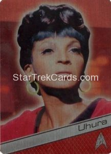 Star Trek 50th Anniversary Trading Card M5
