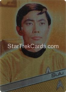 Star Trek 50th Anniversary Trading Card M6