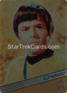 Star Trek 50th Anniversary Trading Card M7