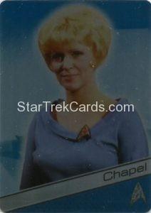 Star Trek 50th Anniversary Trading Card M9