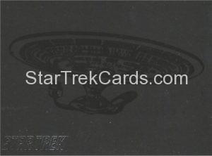 Star Trek 50th Anniversary Trading Card P4