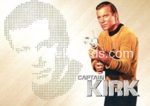 Star Trek 50th Anniversary Trading Card PC1
