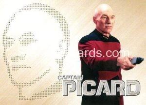 Star Trek 50th Anniversary Trading Card PC3