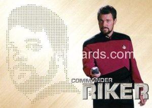 Star Trek 50th Anniversary Trading Card PC4