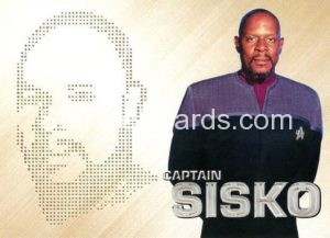 Star Trek 50th Anniversary Trading Card PC5