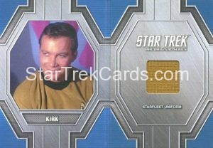 Star Trek 50th Anniversary Trading Card RC1