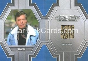 Star Trek 50th Anniversary Trading Card RC10