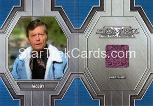 Star Trek 50th Anniversary Trading Card RC10 Pink