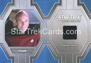 Star Trek 50th Anniversary Trading Card RC11