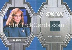 Star Trek 50th Anniversary Trading Card RC13