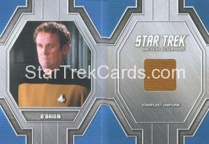 Star Trek 50th Anniversary Trading Card RC14