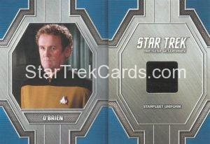 Star Trek 50th Anniversary Trading Card RC14 Black