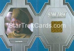 Star Trek 50th Anniversary Trading Card RC15
